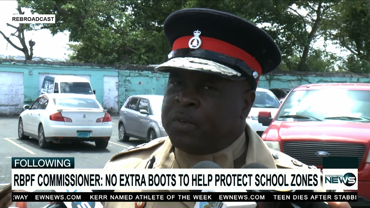 COP: No extra boots on the ground to tackle school violence