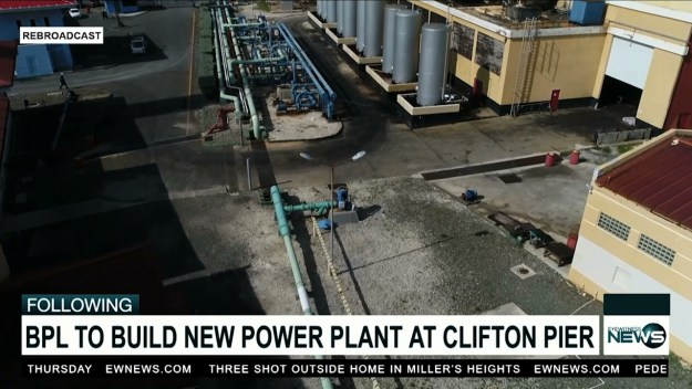 BPL signs contract with Wartsila for new power plant at Clifton Pier