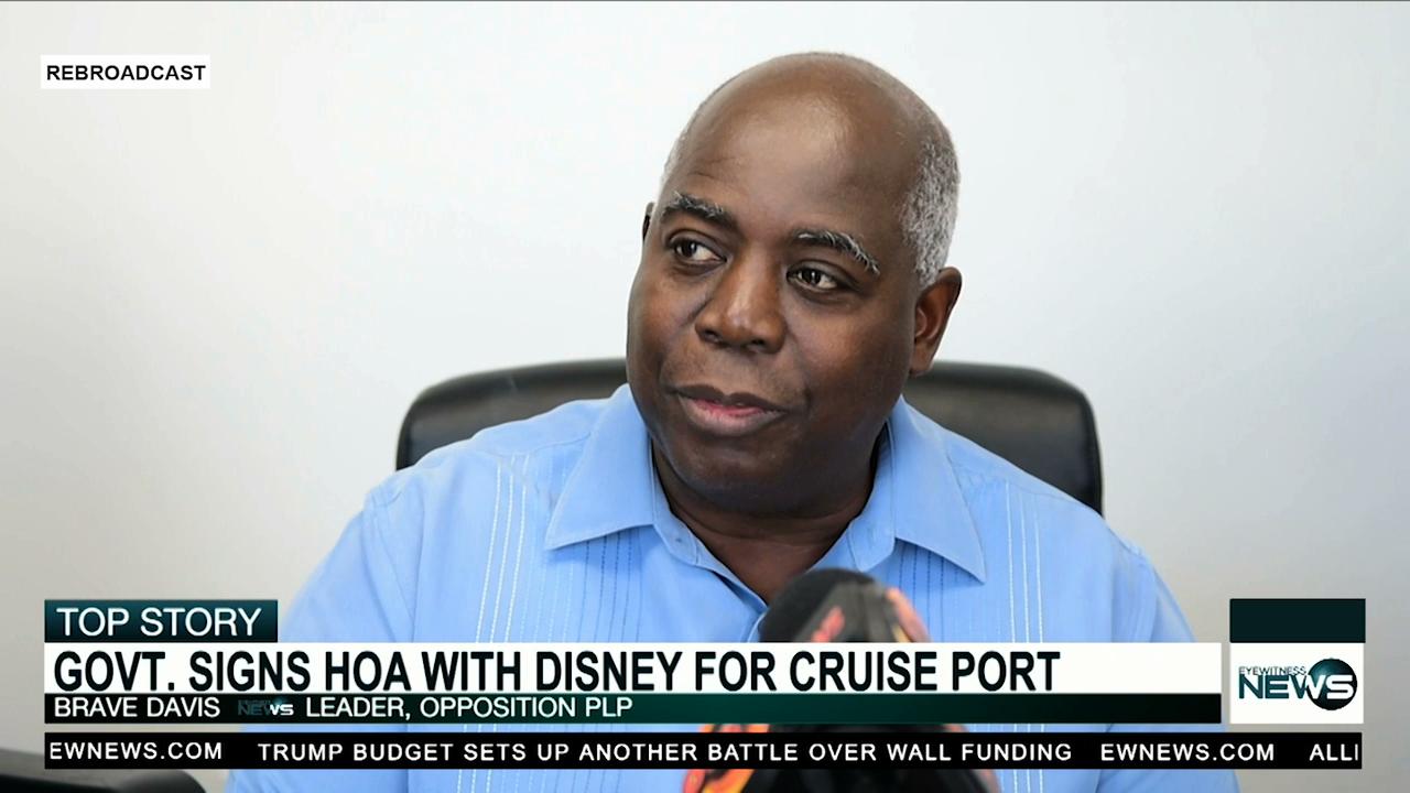 "Opposition slams govt. for ""secret deal"" signed with Disney"