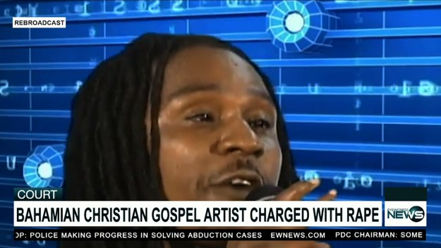 Gospel artist charged with rape