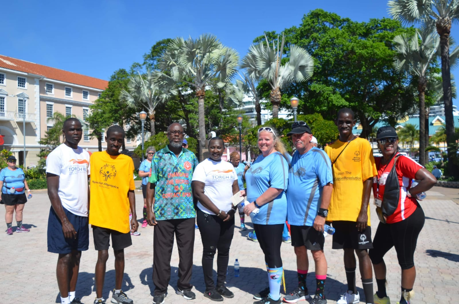 Williams has high hopes for Special Olympics Bahamas in Abu Dhabi