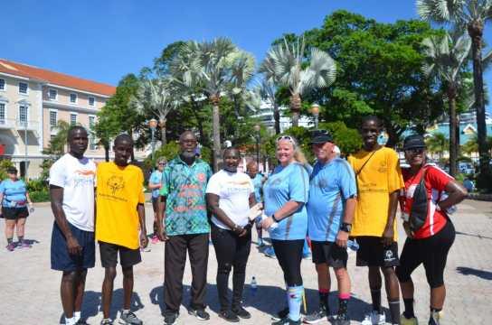 Williams has high hopes for Special Olympics Bahamas in Abu Dhabi