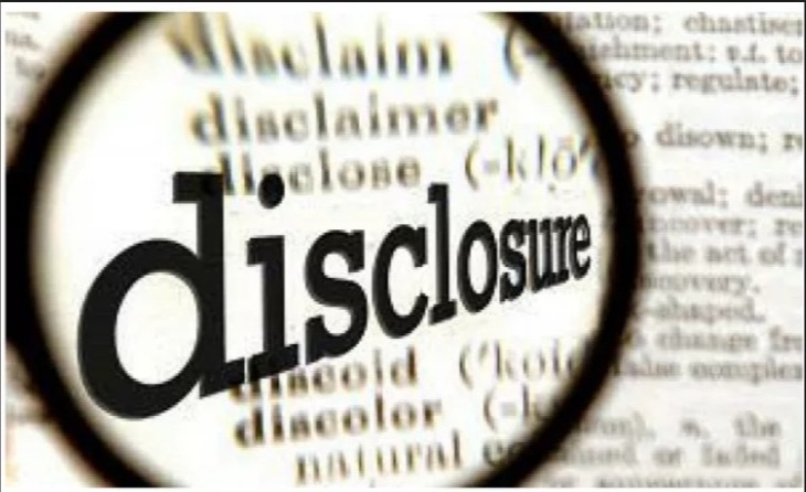 Public Disclosure Committee to reveal findings on Thursday