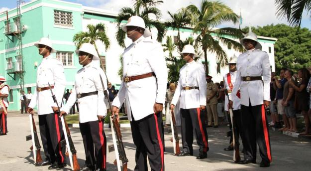 Police Changing of the Guard ceremony set for today