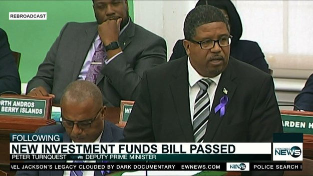 New Investment Fund Bill a new chapter in Bahamian Financial Services