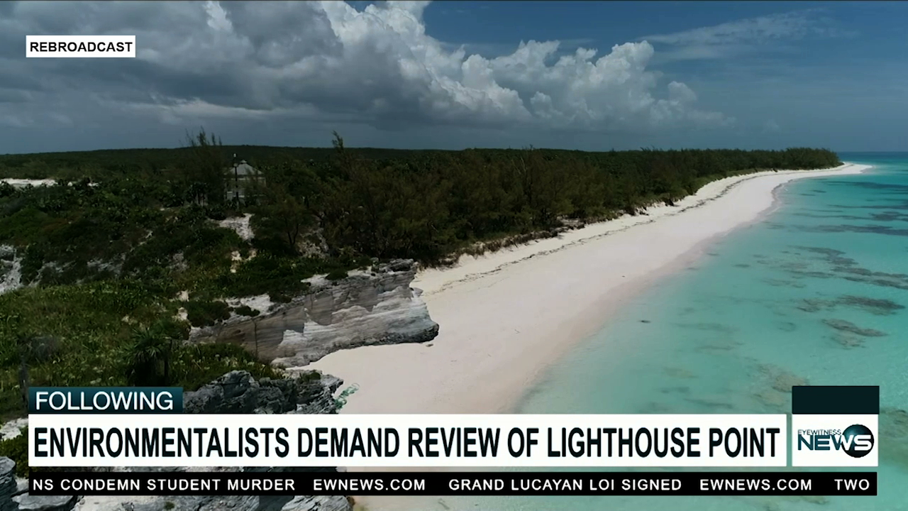 Environmentalists concerned about terms of Lighthouse Point HOA