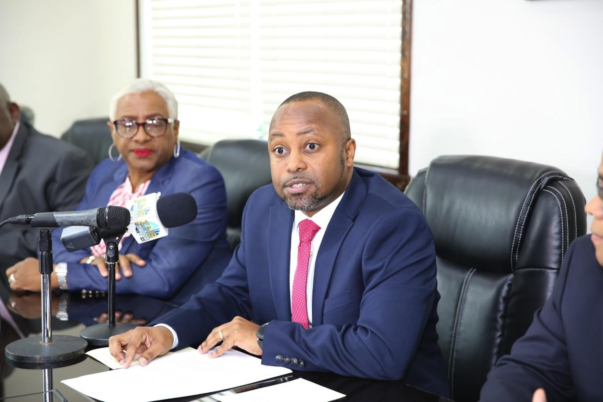 Senator Thompson releases statement on signing of Grand Lucayan LOI
