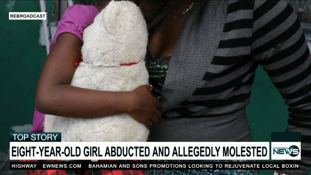 Mother alleges abducted child was sexually assaulted