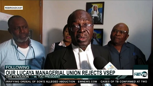 Grand Lucayan managers reject VSEP offer