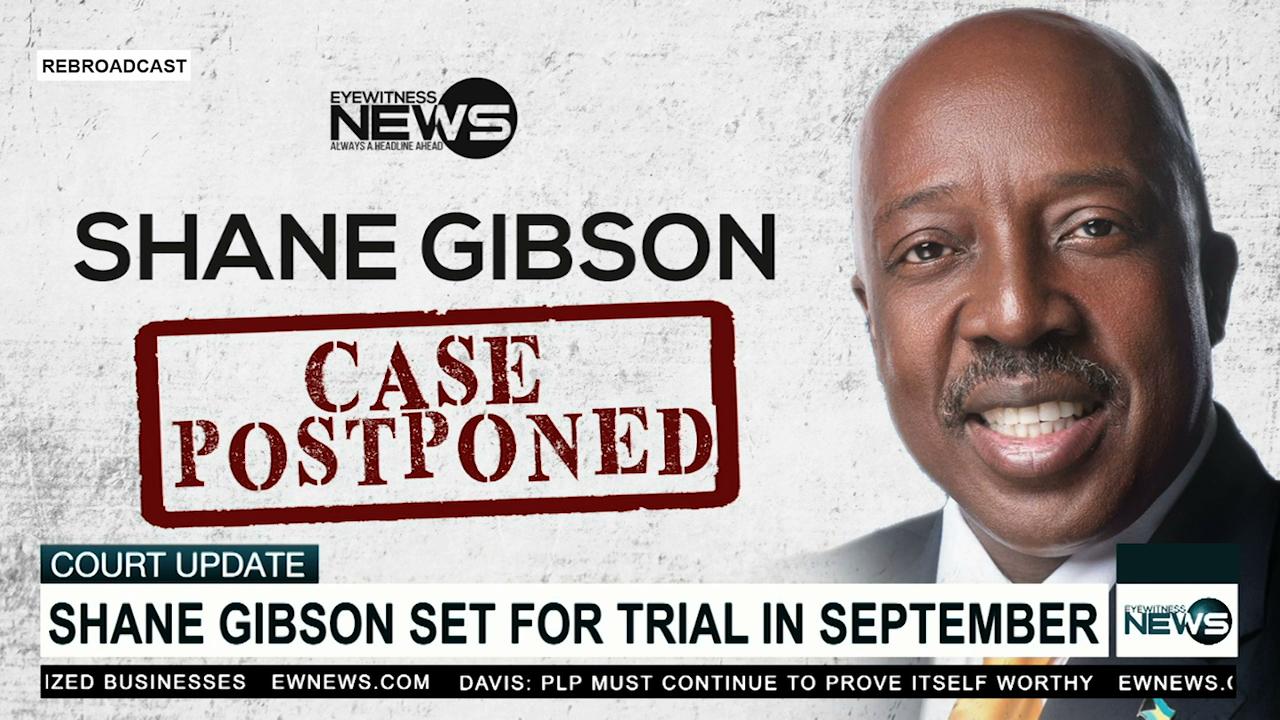 Shane Gibson's trial set for September