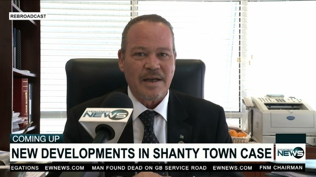 AG: Order in the shanty town case amended