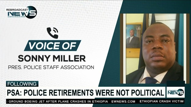 PSA president: There's no proof that retirement exercise was political