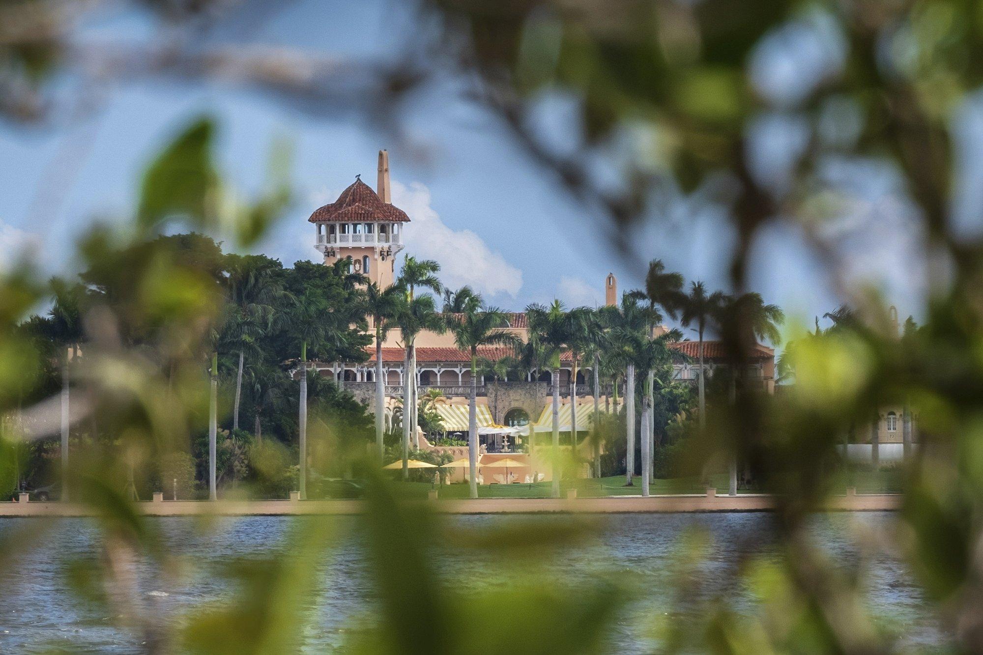 Mar-a-Lago arrest spotlights security risks at Trump estate
