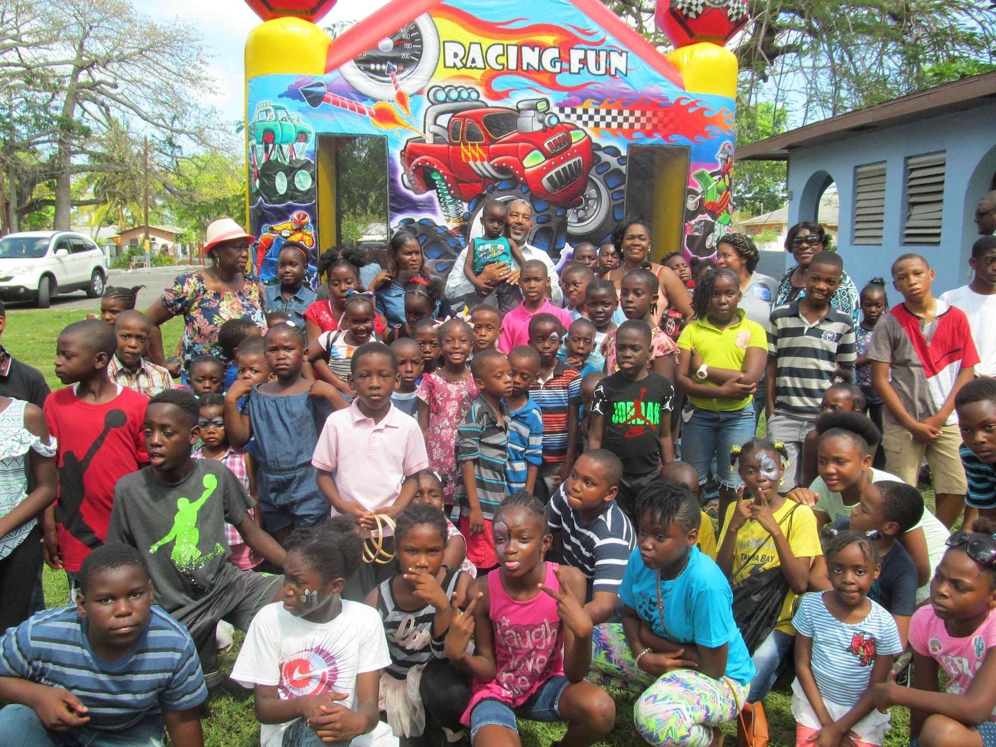 Urban Renewal Commission hosts weekend of Easter egg hunts