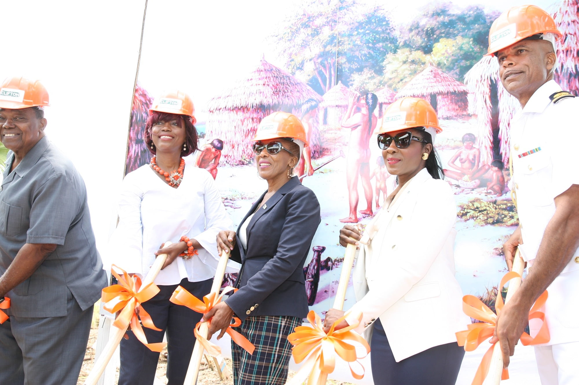 Lucayan Village to be established at Clifton Heritage National Park