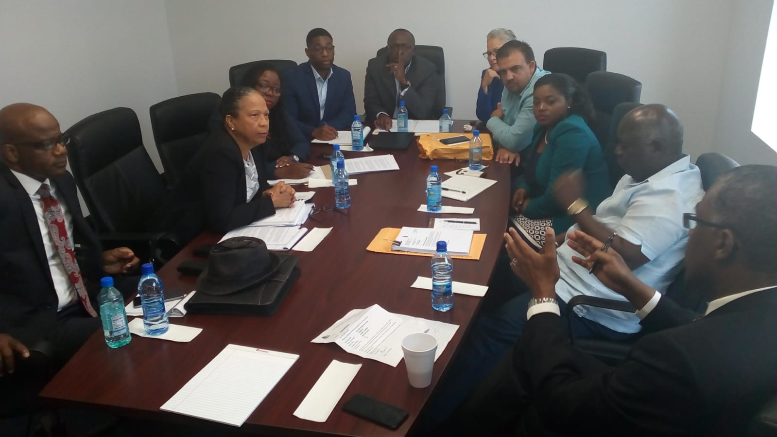Law Reform Commissioner consults with PLP on the proposed Nationality, Immigration and Asylum Bill