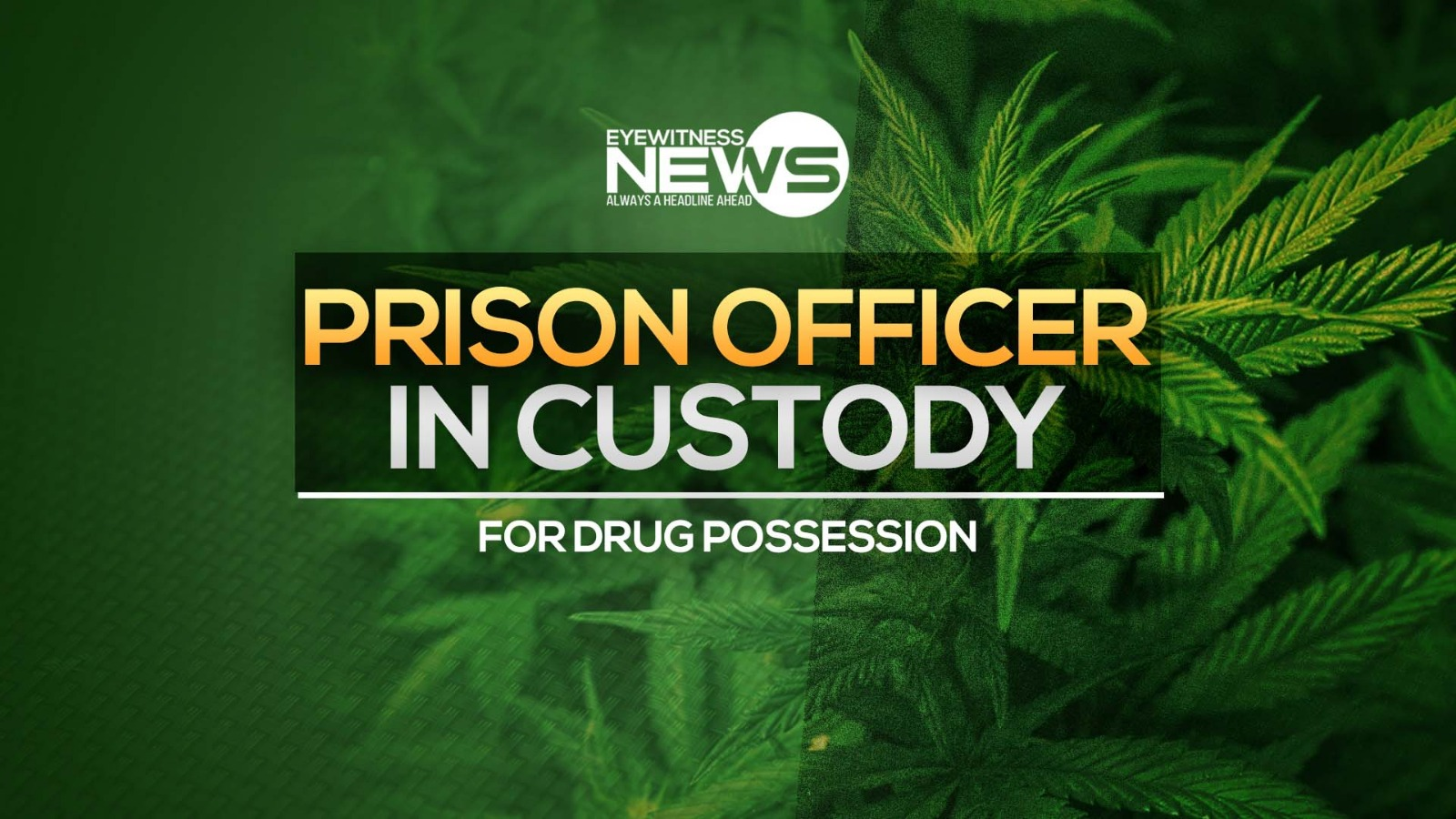Prison officer on remand for drug charges