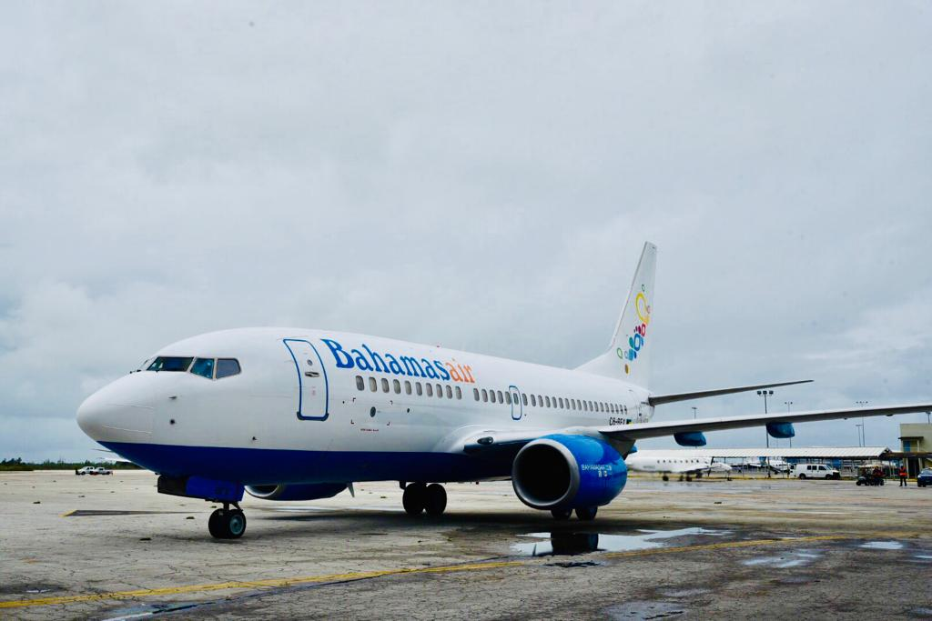 Bahamasair places restrictions on baggage to the southern Bahamas