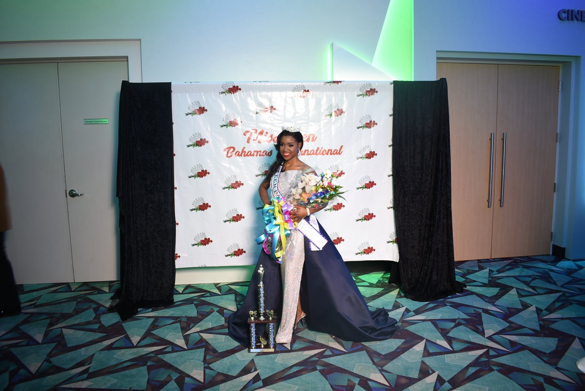Abaco native is new Miss Teen Bahamas International