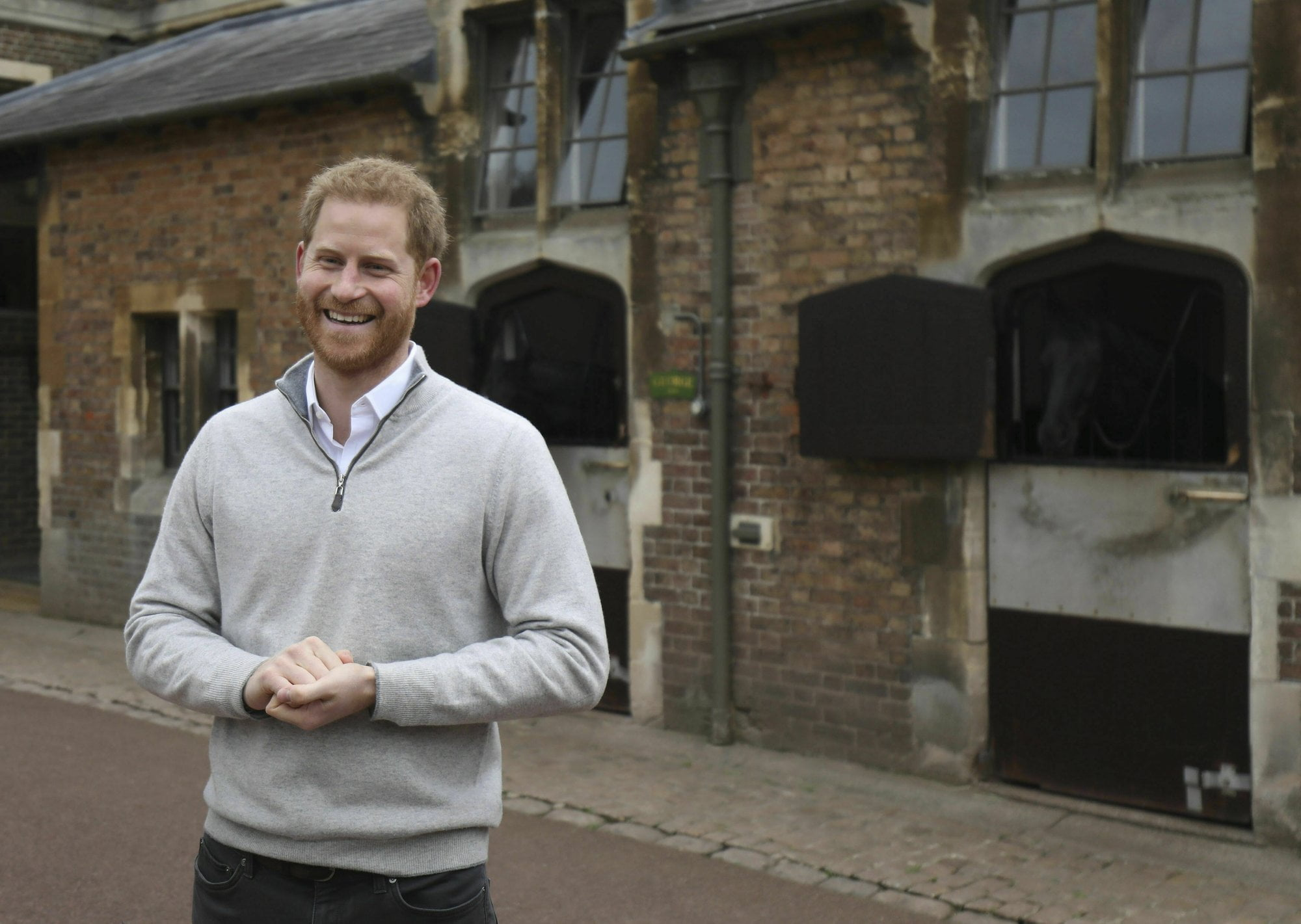 Harry and Meghan love story takes new turn: a baby boy