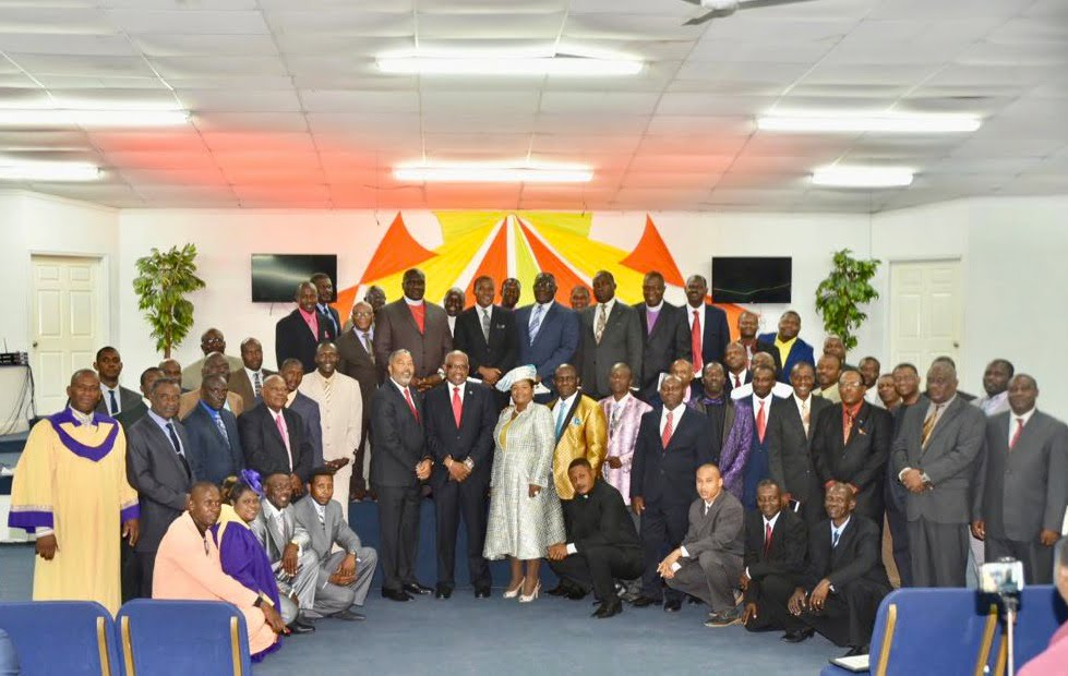 PM pledged continued support of the poor to League of Haitian Pastors