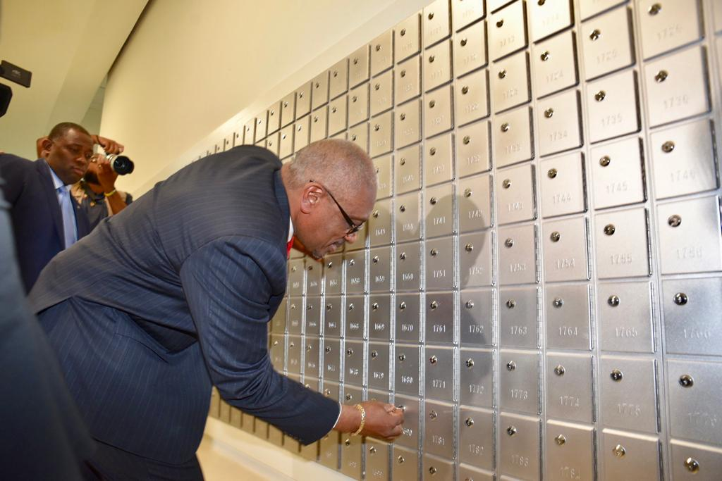 General Post Office finally opens at Town Center Mall