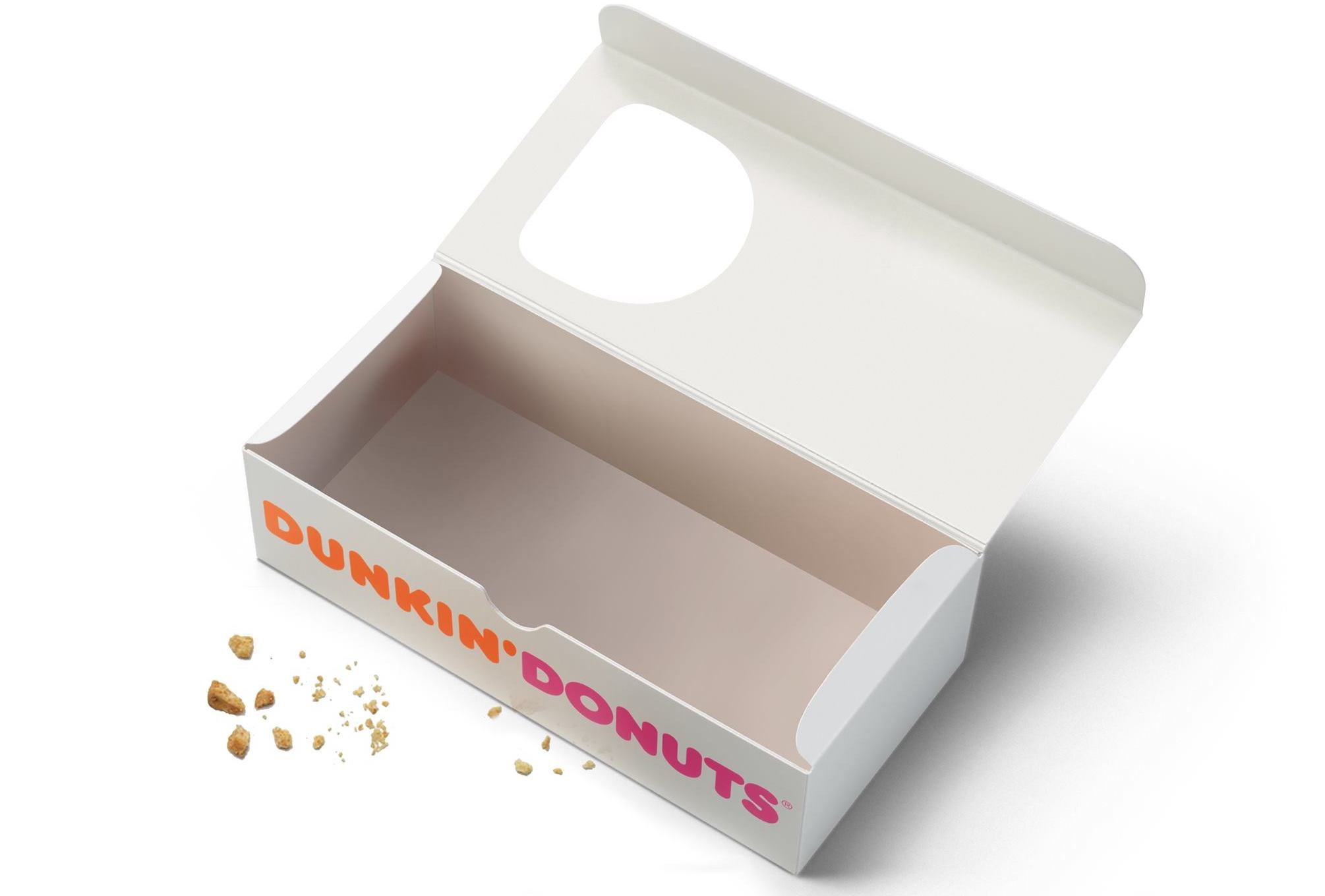 Dunkin: No dough, no donuts – not until Thursday