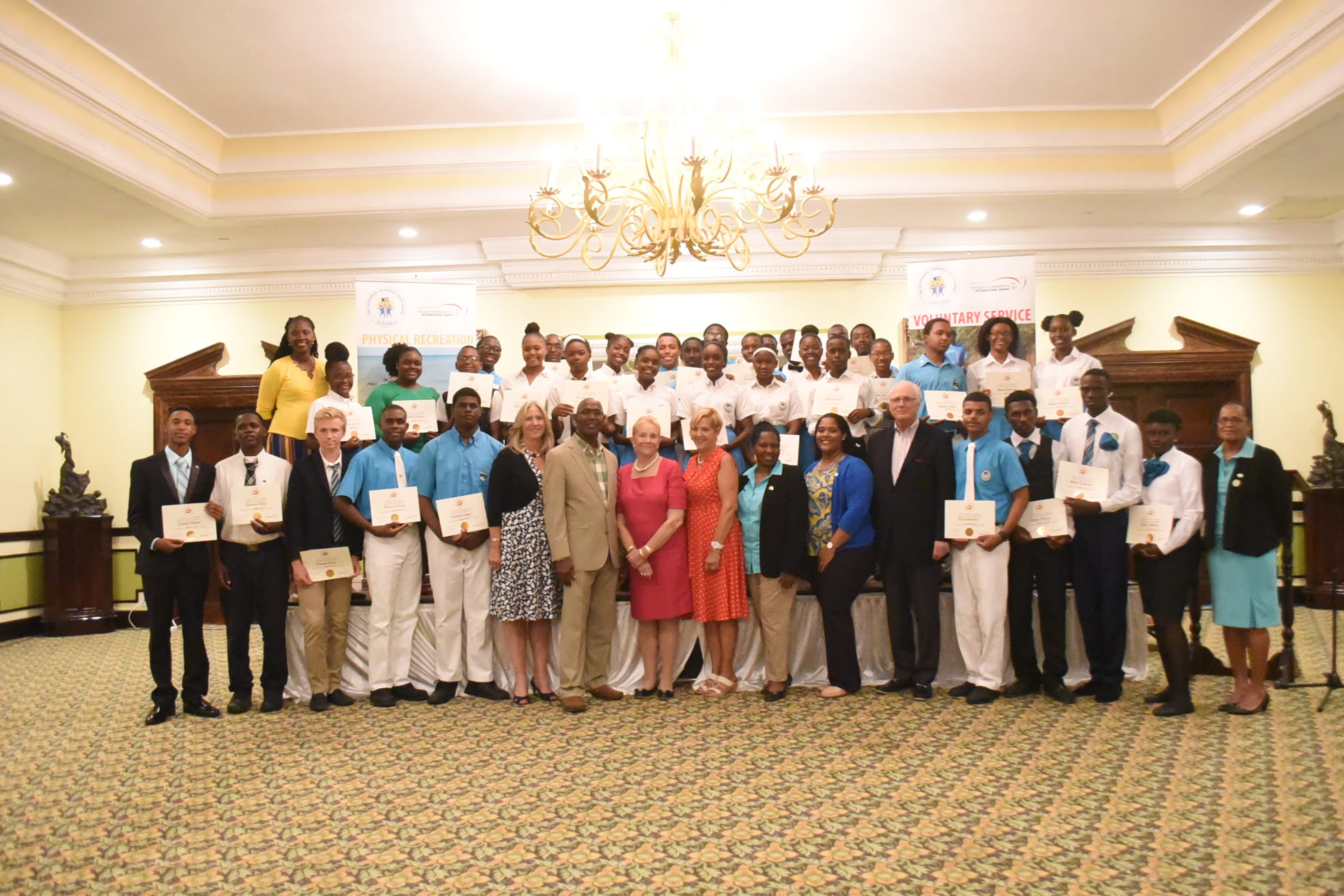 GGYA ceremony recognizes 72 young persons
