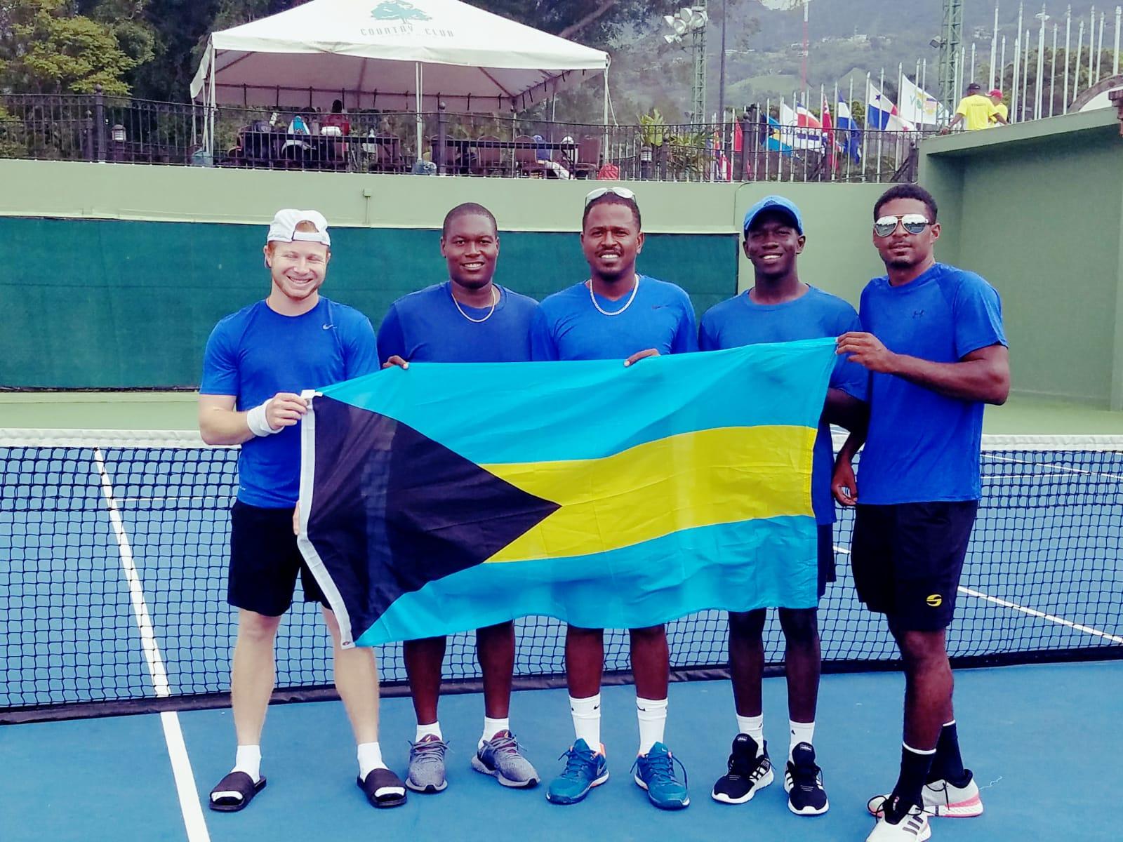 Bahamas picks up Davis Cup win over Antigua and Barbuda
