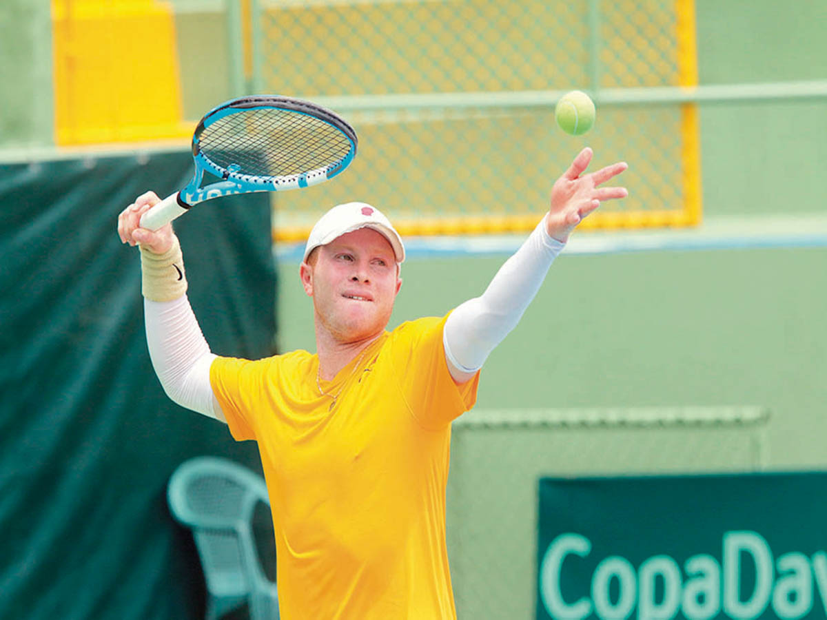 Team Bahamas set to compete at the 2019 Davis Cup