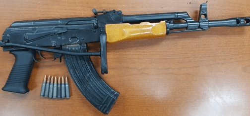 Police recover high-powered illegal firearm and ammunition