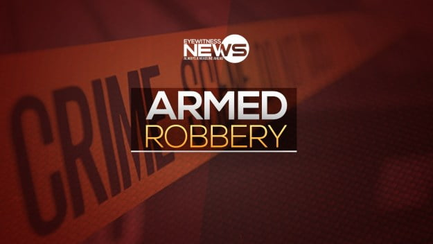 Police investigating weekend armed robberies