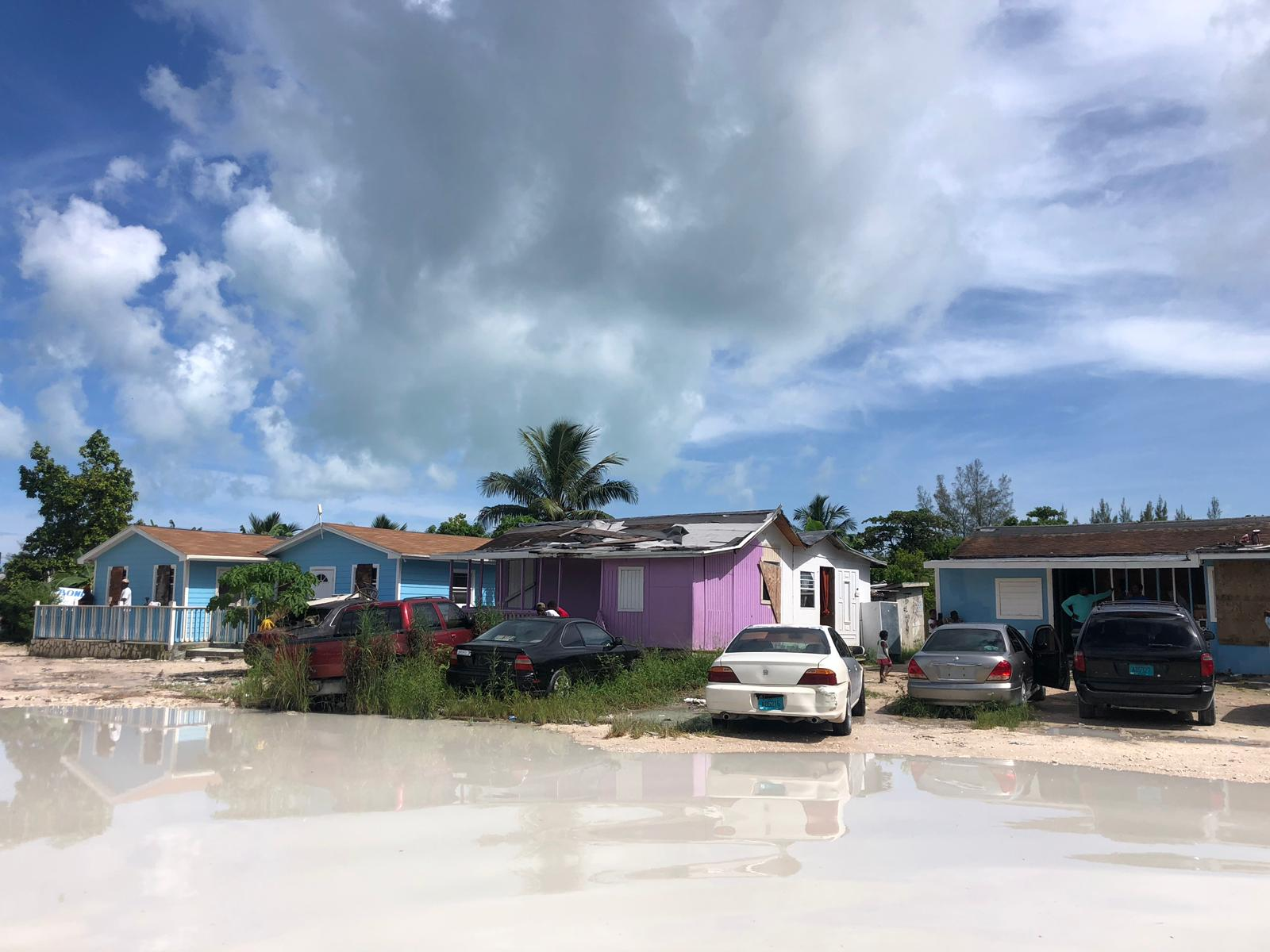 Minnis urging residents in The Mudd to heed evacuation orders