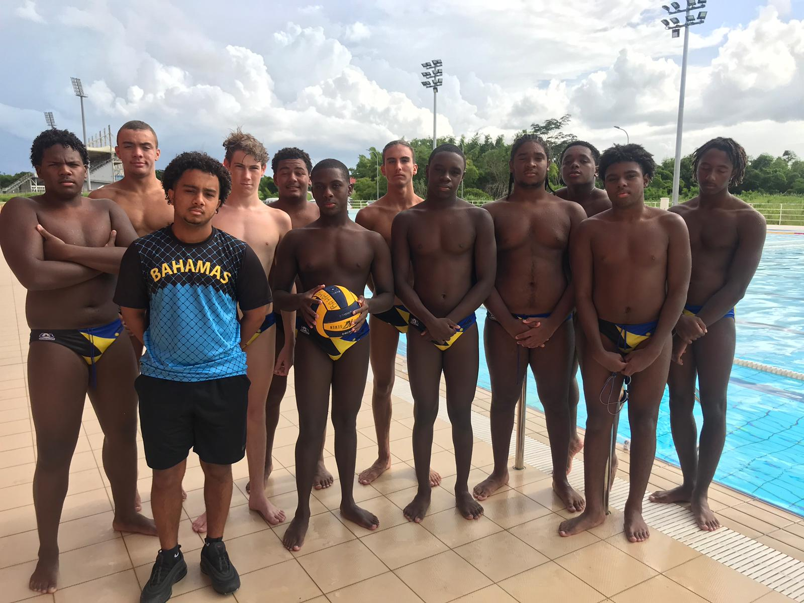 Bahamas draws 9-9 with Trinidad and Tobago