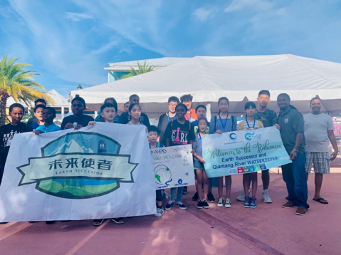 Bahamas Waterkeepers welcomes Chinese counterparts for cultural exchange