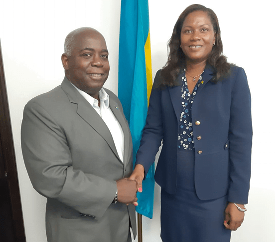 Jamaican Honorary Consul General pays courtesy call on opposition leader