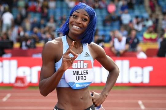 Miller-Uibo wins 200 in Birmingham