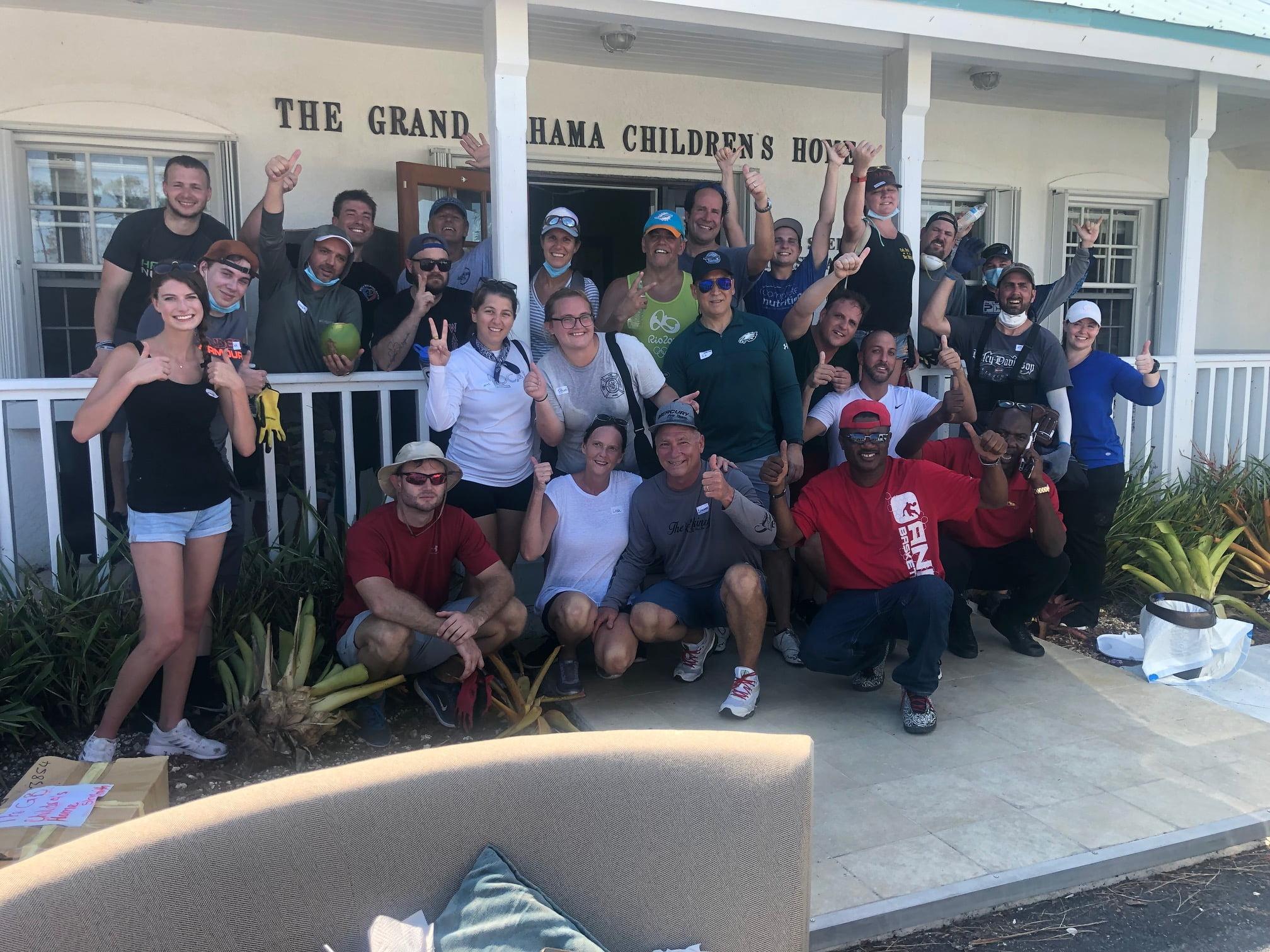 Grand Bahama Children's Home devastated by Dorian