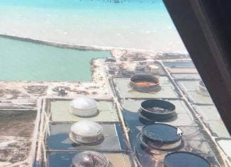 Ferreira confirms 35,000 barrels of oil recovered