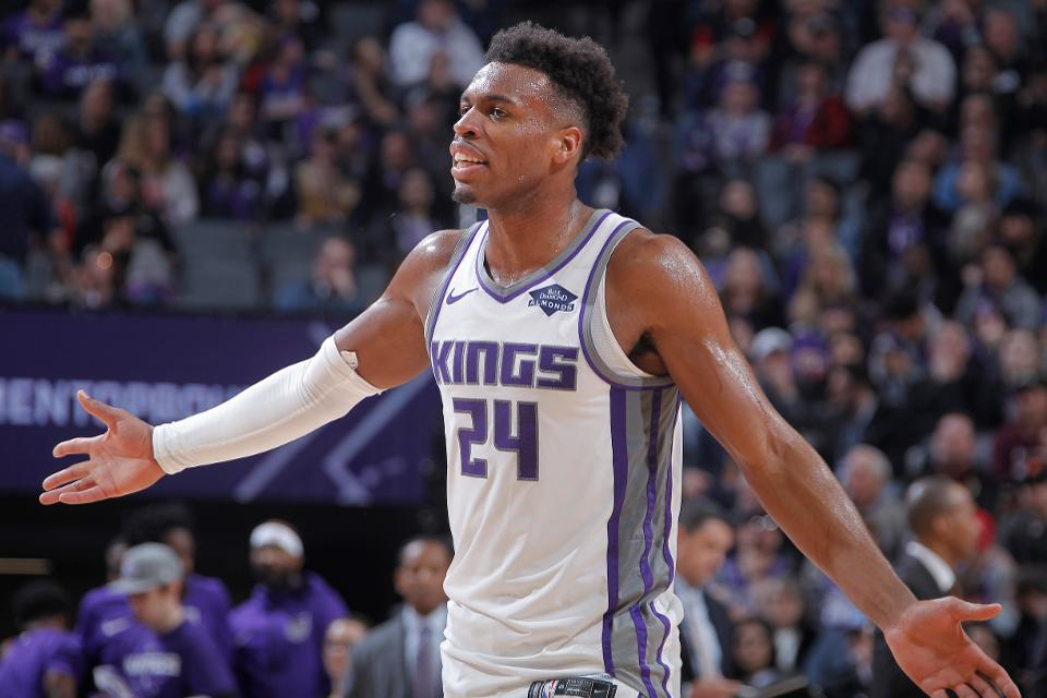 Hield, Kings finalize four-year extension