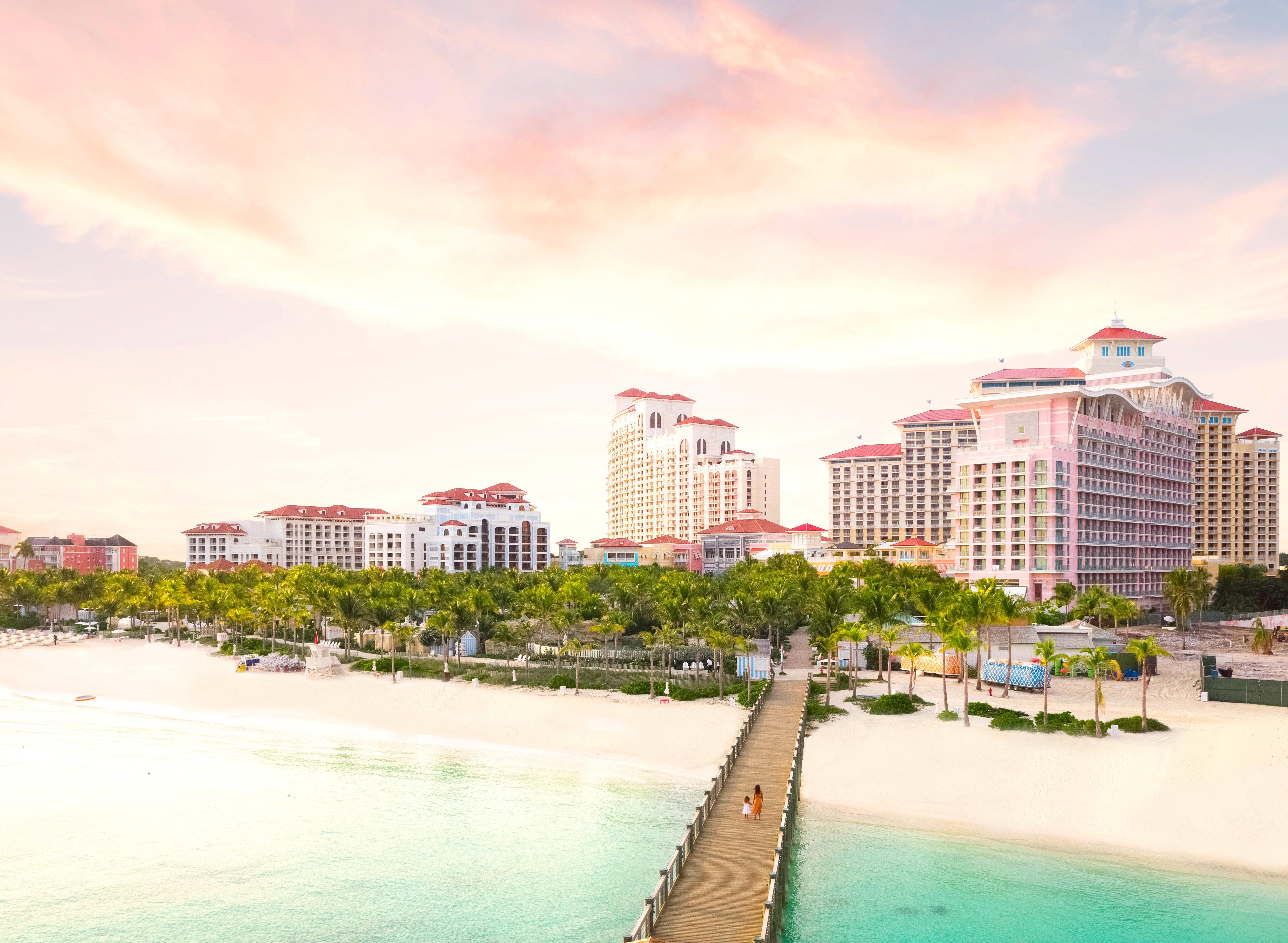 Baha Mar Resort destination's global hotel brands honored by condé nast traveler's Readers' Choice Awards 2019