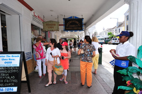 D'Aguilar: Visitor arrivals projections to be revised in wake of Dorian