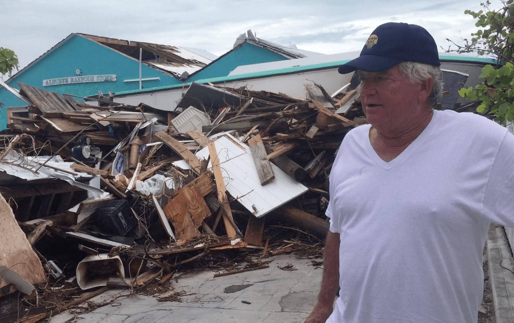 Life after Dorian: Man-O-War Cay destruction 'our own version of Hiroshima'