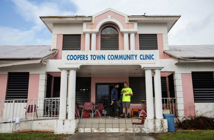 Health Report: Seven clinics for GB and Abacos