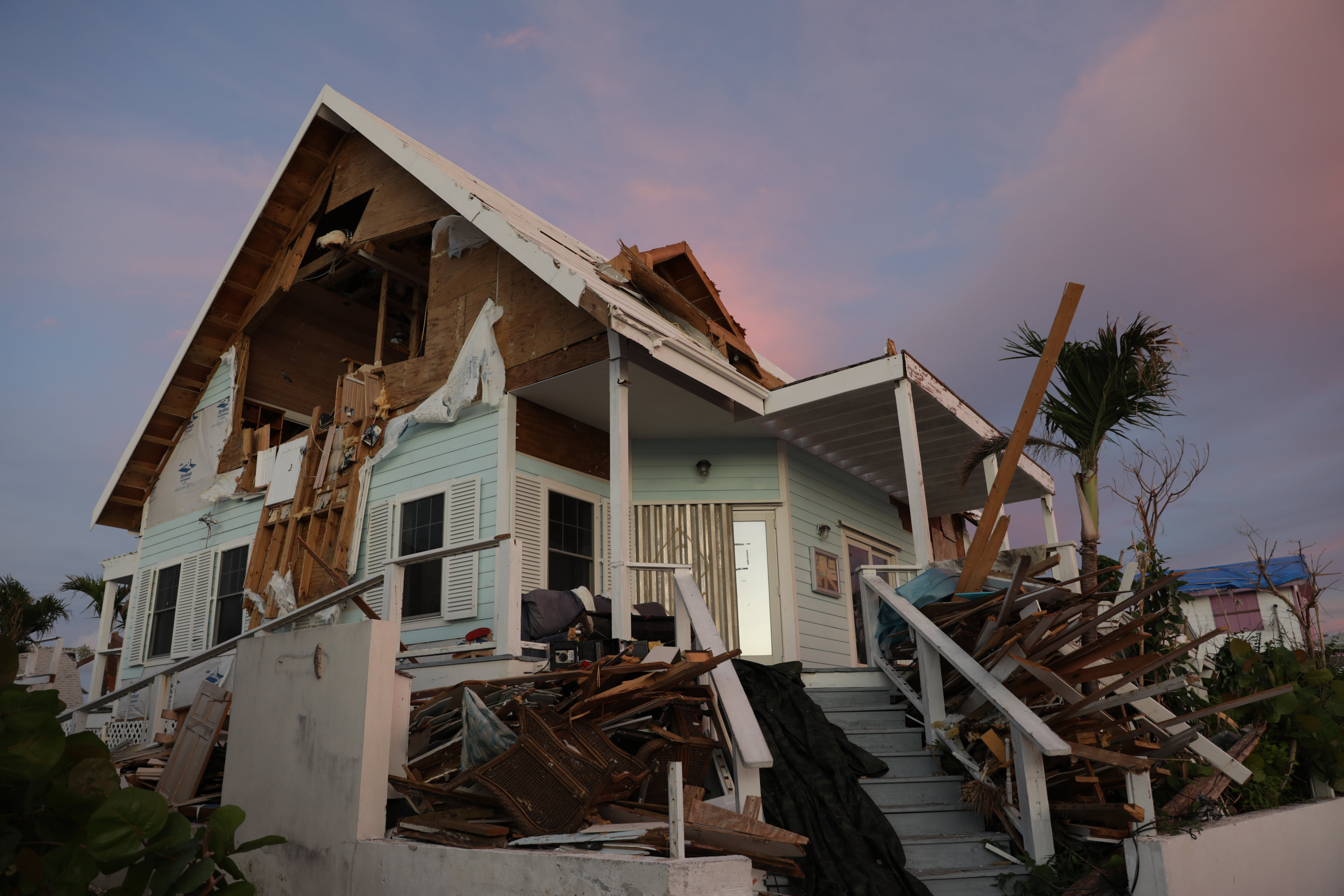Hope Town relief efforts gets $600k donation