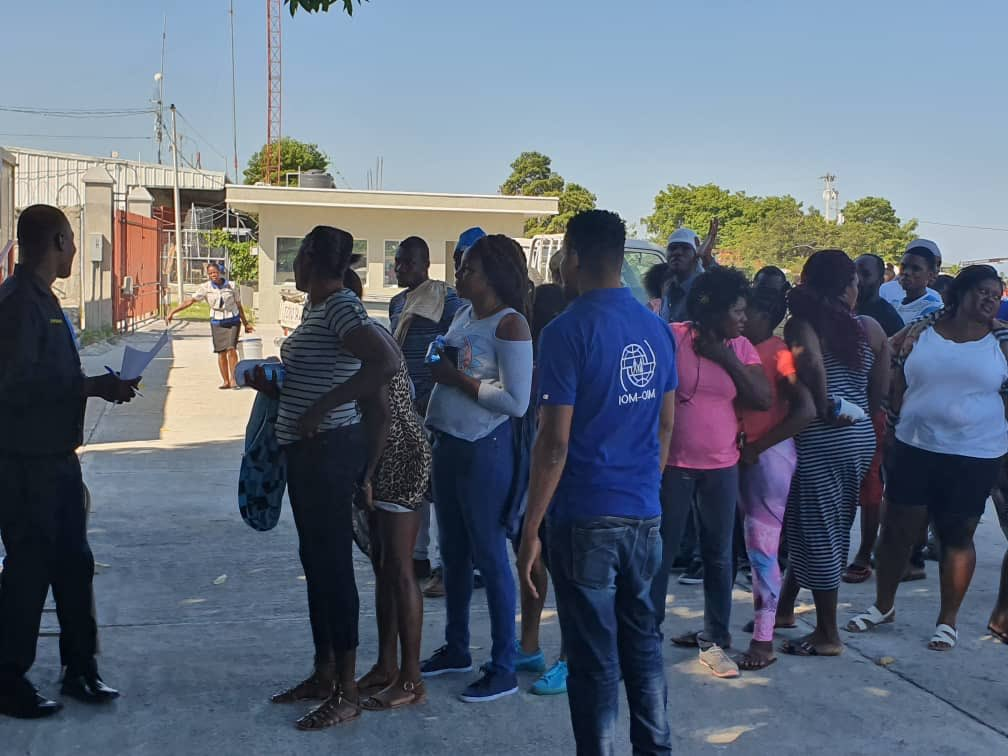 IOM: Deported Haitians traumatized, cannot make a living