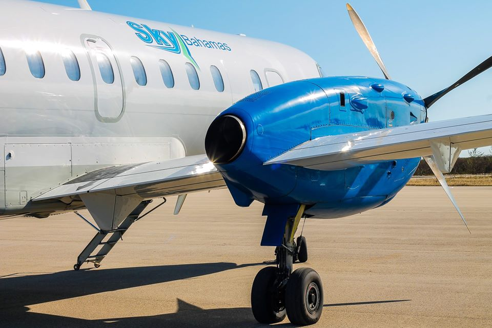 Sky Bahamas chief estimates airline's losses over $24 million