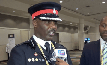 Back from forced vacation, ACP Strachan sent to security post