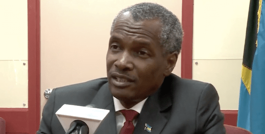 Bannister defends ongoing roadworks in New Providence