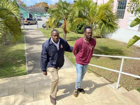 Haitian man sentenced to three years for attempted fraud